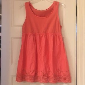 Gap maternity coral top